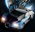 Kingtoy RC del 1:14 del coche vehículo alta velocidad USB recargable Racing Kid regalo