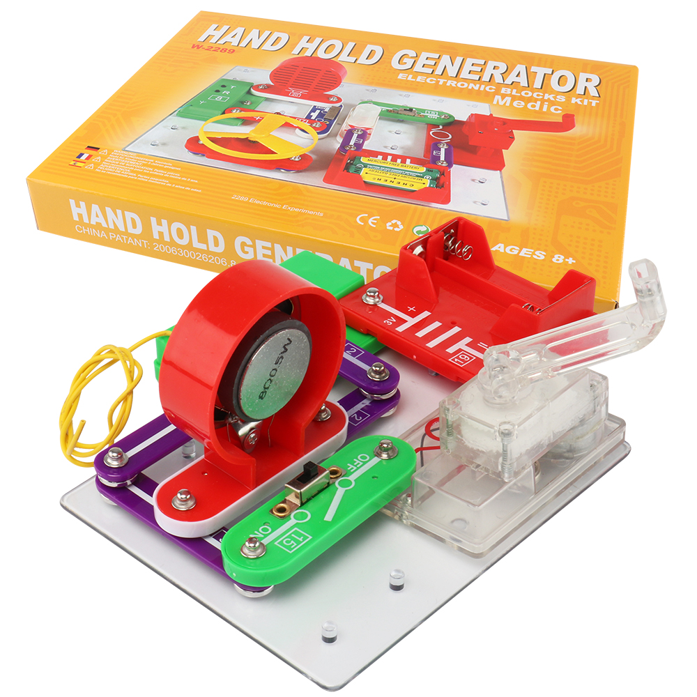 Integrated Circuit Electronic Blocks Science Education Toy ...