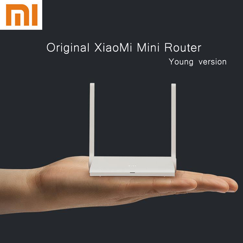 Original Xiaomi Router Smart Router Support Through Wall Model Nano White Mini Youth Version