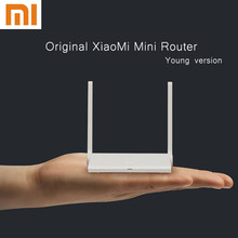 Оригинал Xiaomi Умный Маршрутизатор Поддержка Маршрутизатор Через Стены Модель-Nano Белый Мини-Молодежный Вариант