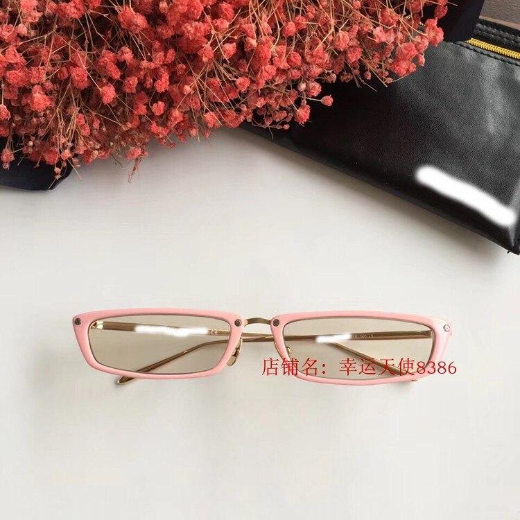 2 5 8 Runway Marke Für 1 6 3 Gläser 2018 Carter Luxus Frauen 7 Sonnenbrille 4 Designer B1116 6PTnBHqw