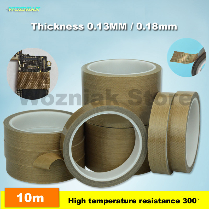 Wozniak Teflon tape insulating tape BGA maintenance Teflon sealing machine High temperature resistant adhesive tape