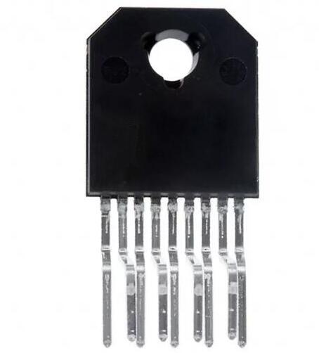 Discreet 1pcs/lot Tfa9843j Tfa9843 Zip 2-channel Audio Amplifier (se: 1 W To 20 W Or Btl: 4 W To 40 W) New Stock Ic Harmonious Colors