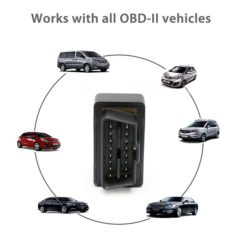 Image 3 - Car Diagnostic Scanner OBD2 obdii Wireless ELM327 Car Code Reader Scan Bluetooth 4.0 Engine Diagnostic Tool for IOS Android