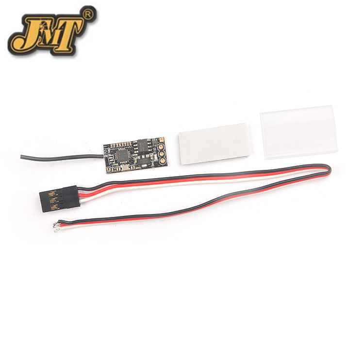 JMT New Hot Mini Flysky Receiver for RC Model FPV Racing Drone Compatible 6CH Transmitter TX PPM Telemetry