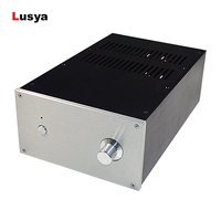 J WA141 Drawing Aluminium Preamplifier Box Case For Amplifier 350*223* 120MM T0024