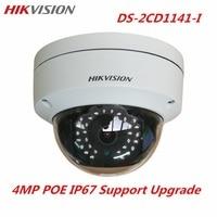 H ikvision DS-2CD1141-I 4MPสนับสนุนปรับปรุงได้แทนที่DS-2CD2145F-IS DS-2CD3145F-IS 4MP PoE