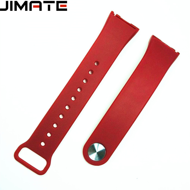 JIMATE F1 Smart Bracelet Strap Original Replacement Fitness Bracelet F1 Plus Additional Detachable Band F1 Smartband Belt Straps