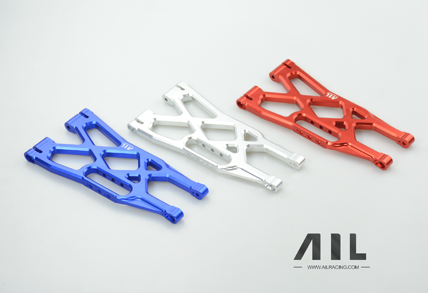 AIL rc upgrade lower suspension for traxxas x maxx x-maxx 1/5 car aluminum alloy upgrade op A metal swing area rc alloy suspension arm for traxxas x maxx 1 5