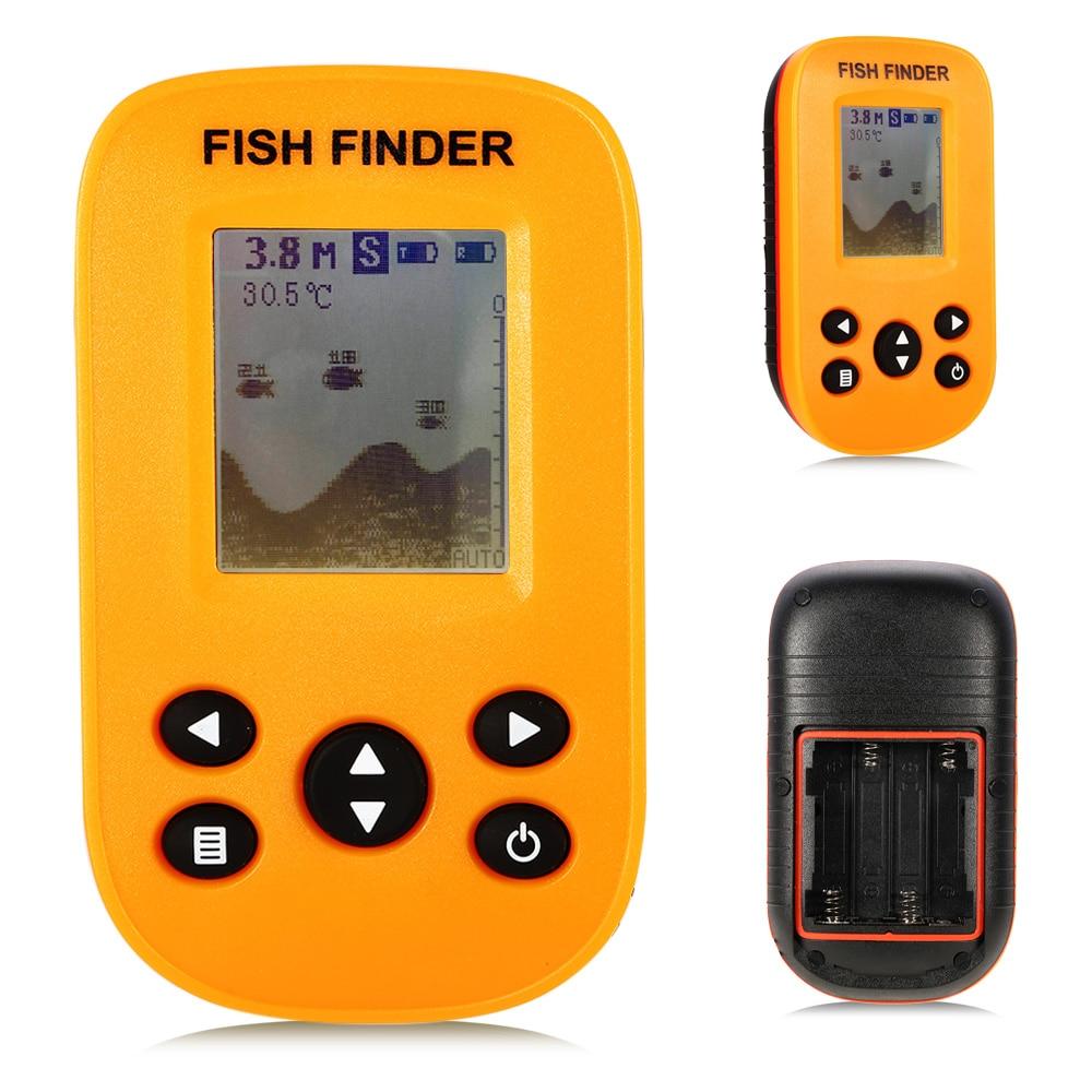 Carp Finder Alarm Fishing Finder Tool Portable Fish Finder Fishfinder with Wireless Sonar Sensor Fish Depth for Lake River SeaCarp Finder Alarm Fishing Finder Tool Portable Fish Finder Fishfinder with Wireless Sonar Sensor Fish Depth for Lake River Sea