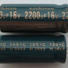 Все электролитические конденсаторы компьютерные материнские платы 16 v 2200 мкФ 2200 мкФ Емкость