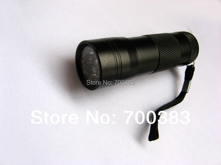 5 Set LED <font><b>Blu-ray</b></font> Inspector LED Counterfeit Detector Money detector flashlight