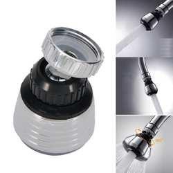 360 градусов Поворотный экономии воды нажмите Ae для кухня кран аэратор диффузор смесителя сопла фильтр адаптер воды Bubbler