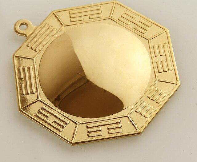 Spiegel Feng Shui 3 5 inches koperen spiegel feng shui bagua spiegel bolle spiegel