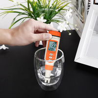 3 in 1Water Tester Pen Type Conductivity Meter TDS COND TEMP Analyzer Water Quality Temperature Test Meter with ATC Function