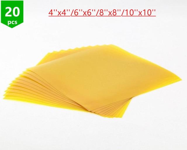 Swmaker 20 Stks Printrbot 4 68 10 Size Vierkante