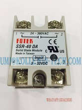 SSR 40 DA Solid State Relay New DC to AC Solid State Relay Module for font