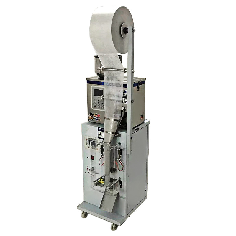 Automatic 3 side seal sachet packing machine, filter paper tea bag making machine