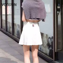 N New Petites Womens Juniors Sexy Pleated Mini Skirt 6 Candy Colors  Wholesale 62a153e50e31
