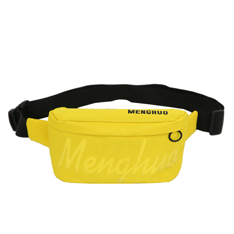 Fanny Pack Money Phone Belt Bag Waist Women Casual Brand Female Men Messenger Shoulder Pouch Ladies Black Chest Bum Bags Purses