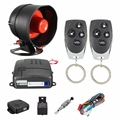 1-Way Car Auto Remote Central Kit Smart Programmable Alarm System Keyless Door Lock Locking With Remote Controllers