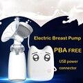 Bombas de mama diy inteligente usb elétrica bebê bpa livre pós-parto aleitamento materno otários de leite materno bomba de mama único