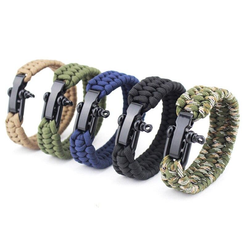 xinyao surival паракорды браслет для мужчин