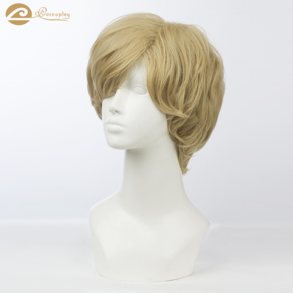 Sailor Moon Tenoh Haruka Uranus Cosplay short Wig mp003936
