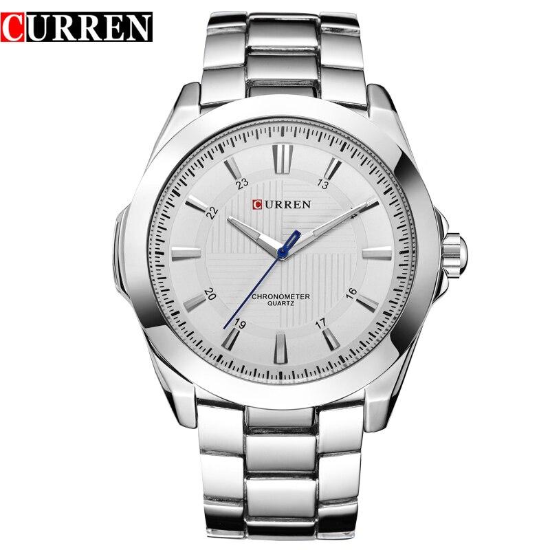 Relogio Masculino CURREN Watches Men Quartz Army Watch Top Brand Waterproof Male Watches Men Sports Watch