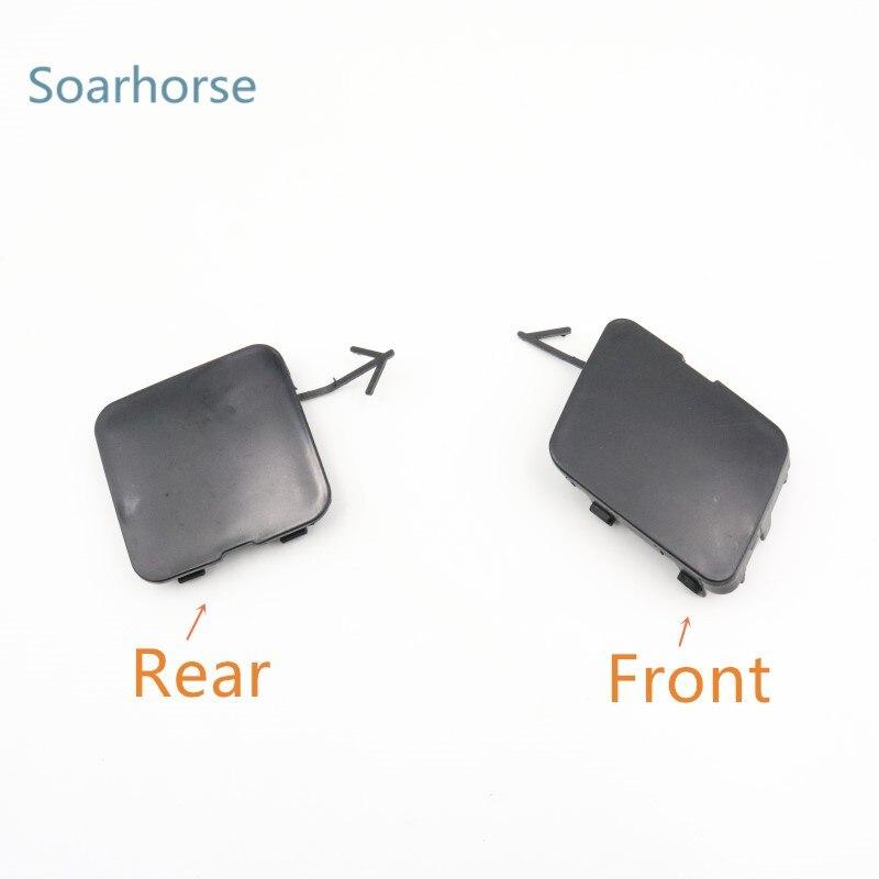 Frente ou traseira do carro amortecedor gancho de reboque capa reboque acoplador para subaru outback 2010 2011 2012