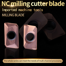 лучшая цена Cnc Endmill Slice APMT1604PDER-H2 Carbide Milling Cutter End Mill Inserts Stainless Steel iron Processing Milling Blade Tools