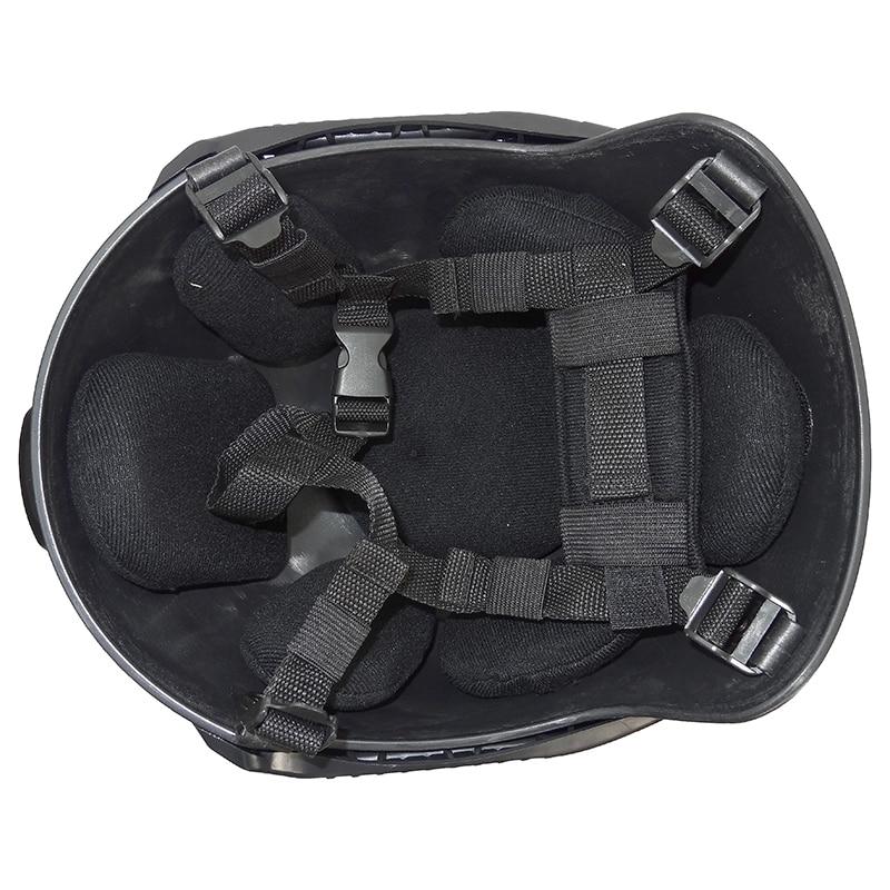 Military Mich 2001 Airsoft Helmet тактикалық - Спорттық киім мен керек-жарақтар - фото 5