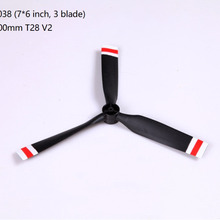 FMS 800mm Mini T-28 T28 V2 Propeller 7x6