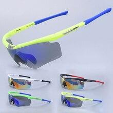 Новинка брендовые уличные спортивные поляризационные Солнцезащитные очки для женщин спортивные Очки для скалолазания Бег Рыбалка Гольф очки UV400