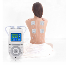 Electrical Stimulator Full Body Relax Muscle Therapy Massager Pulse Te