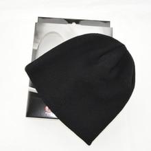 Теплый Удобная Модная (черный) Шапочка Зимняя Шапка Вязаная Шапочка Беспроводные Bluetooth Наушники шляпы.