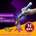 3D Pluma 3 Colores Joylites Con Filamentos PLA 3 D Dibujo pluma 1.75mm ABS/PLA Kids Mejor Regalo Impresión 3D Pluma de la Pintura del Envío gratis