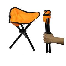 High Quality Portable Folding Fishing Stool Outdoor Travel Chair Pocket Stool