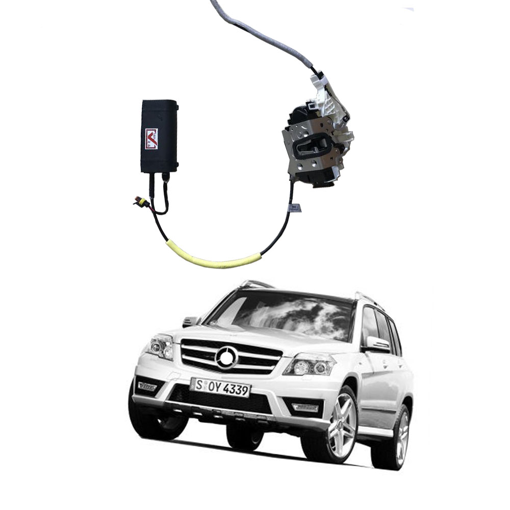 For Mercedes Benz GLC SUV-X253 2015-2019 Electric Suction Door Automobile Refitted Automatic Locks Car Accessories