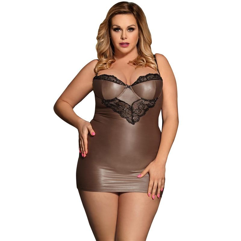 Sex Underwear Lingerie Sexy Hot Erotic Babydoll Dress Sleepwear Women Lace Nightwear Nightgown Porn Clothes