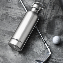 FEIJIAN Stainless Steel Thermos Bottle Double Wall Vacuum Insulated Flask Leak Proof Sports Water Standard Mouth