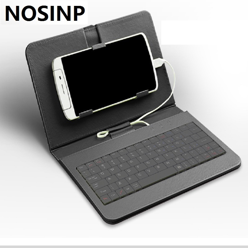 NOSINP ZTE Axon case General Keyboard Holster for 5.5 inch 2560&#215;1440 <font><b>2K</b></font> Screen Android 5.0.2 Mobile <font><b>Phone</b></font> by free shipping