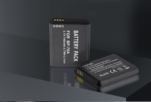 Image 4 - BP 70A EA BP70A IA BP70A BP70A IABP70A bateria do Samsunga AQ100, DV150F, ES65, ES67, ES70, ES71, ES73, ES74, ES75, ES80, MV800 ES90