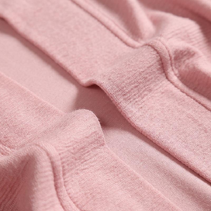 plus size spring modal bathrobe women 4