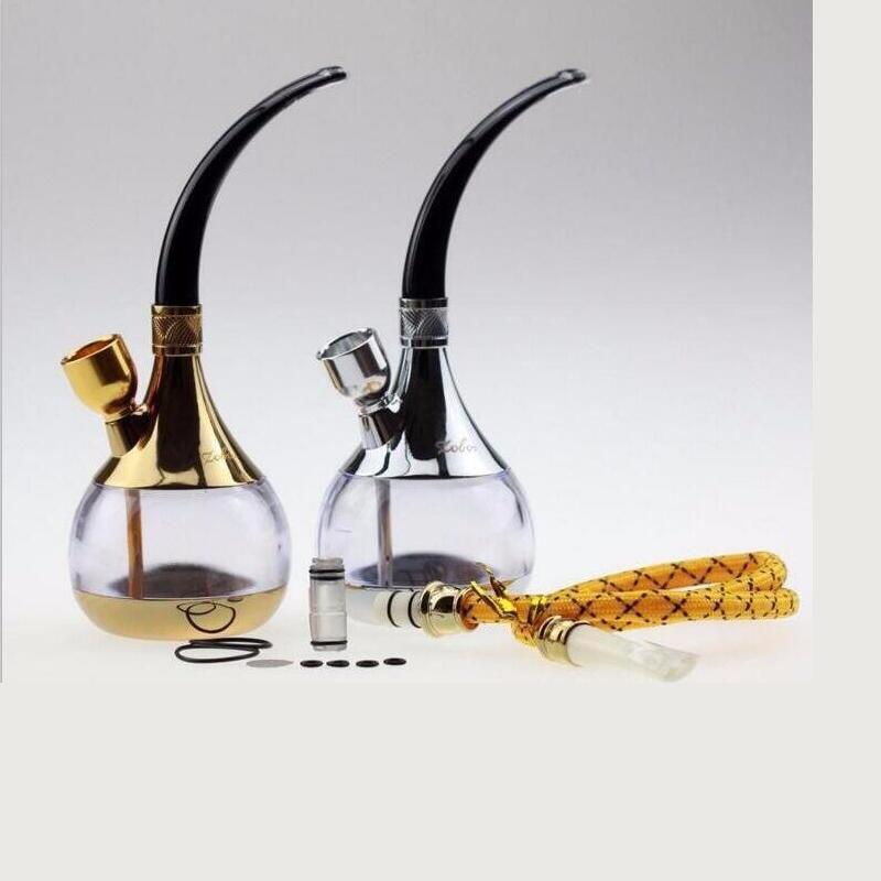 Classical Filter Gift Mini wee Hookah Filter Shisha Water Smoking Tobacco Cigarette Pipe water pipe