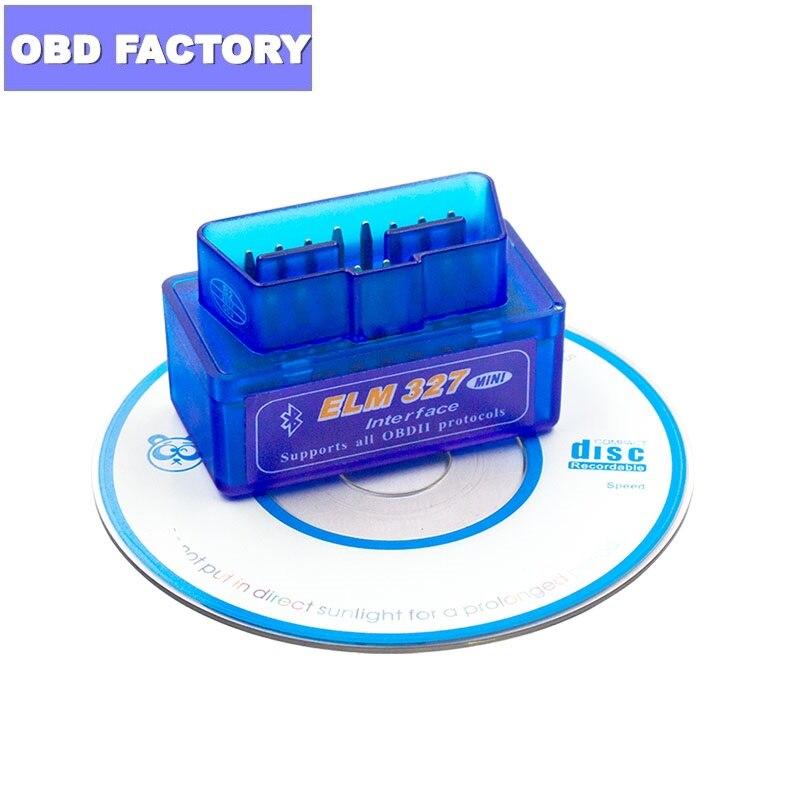 ELM327 V2.1 OBD2 Bluetooth ELM327 V2.1 Bluetooth Adapter ELM327 OBD2 Scanner Bluetooth OBD ELM327 Diagnostic Interface ELM327 BT