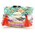 Hipanema Bracelet Brazilian Wrap Bracelets For Women France Bracelet Femme Hipanema Bohemian Pulseras Homme