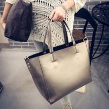 2016 New ladies casual High quality leather handbag totes women messenger bags luxury handbags Female bag wallets crossbody bags