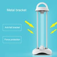 Portable UV Disinfection Lamp Household Ozone Deodorization Sterilization Light CLH@8