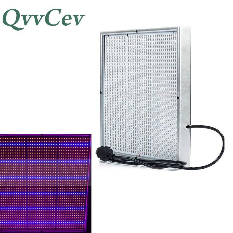 1365 светодиодный свет для выращивания набор для установки Цветочная панель лампа для выращивания освещения в помещении теплицы для выращив